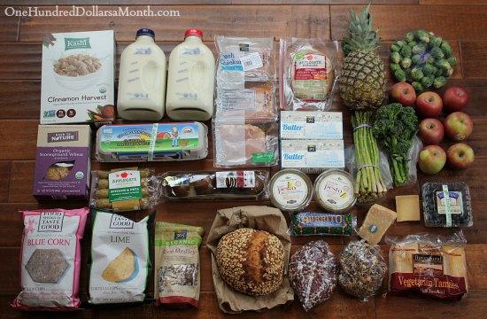 whole foods shopping trip