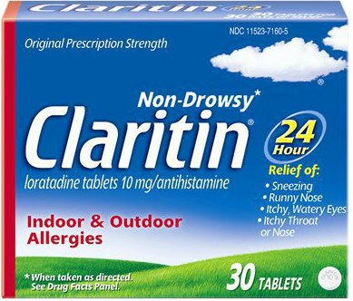 Non-Drowsy Claritin Allergy coupon