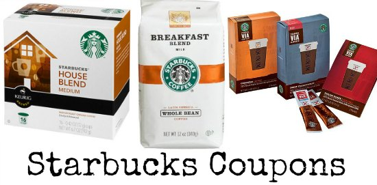 starbucks coupons