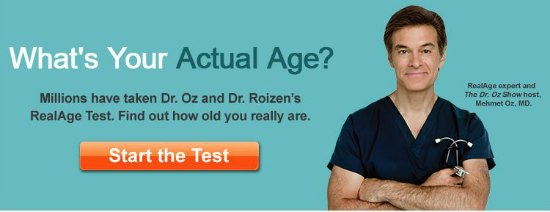 what's your real age