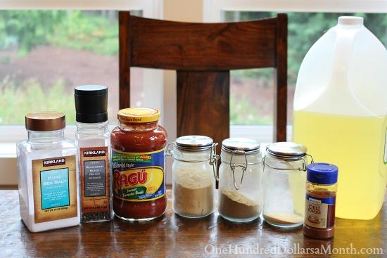 DIY Homemade Enchilada Sauce