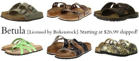 betula birkenstock shoes coupon
