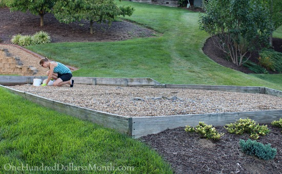 gardening with raised garden beds