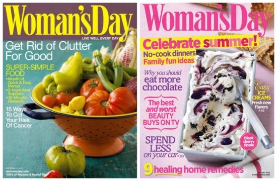 womans day magazine