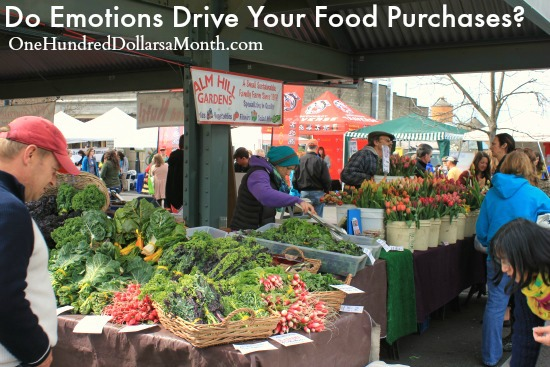 Do Emotions Drive Your Food Purchases