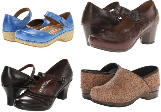 dansko shoe deals