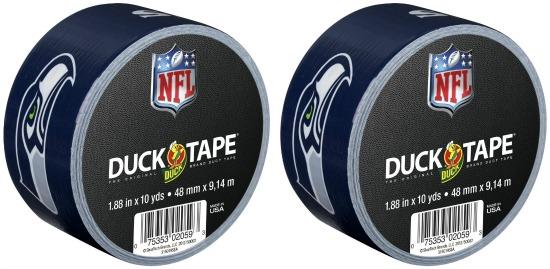 seahawks duct tape