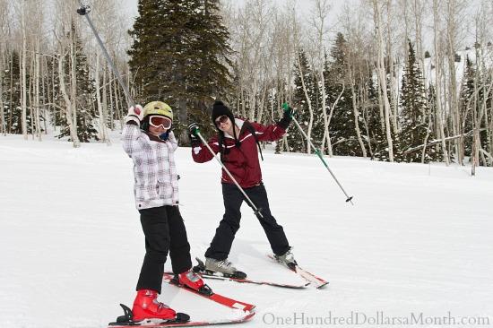 skiing in park city utah