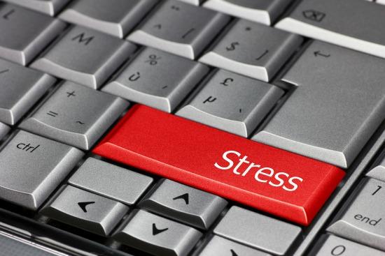 stress button