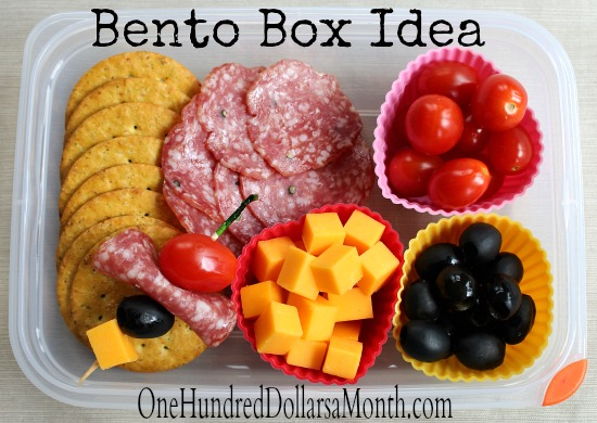 bento box ideas for teens salami olives cheese grape tomatoes antipasto. Black Bedroom Furniture Sets. Home Design Ideas
