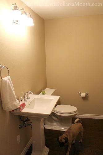 KOHLER Memoirs pedestal sink and toilet