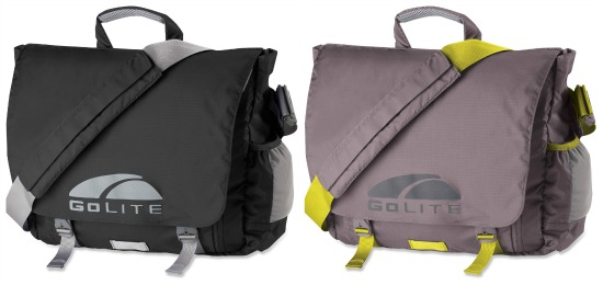 golite messenger bag