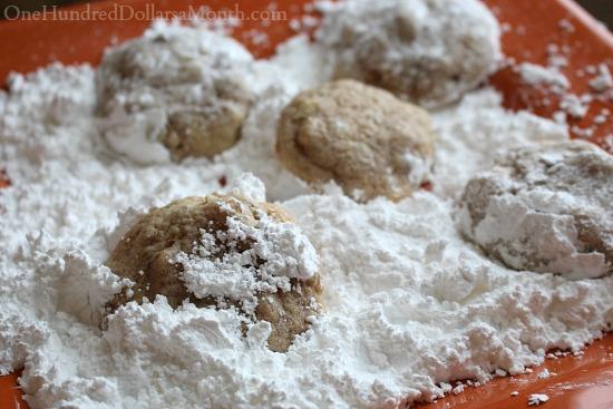 Cinnamon Walnut Cookies