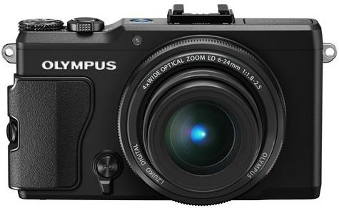 Olympus XZ-2 Digital Camera
