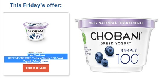 Chobani Simply 100 Greek Yogurt
