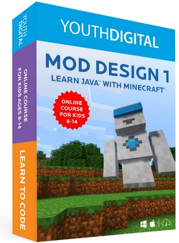 Mod Design Learn to Code in Java with Minecraft