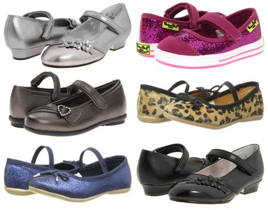 deals on girls dress shoes