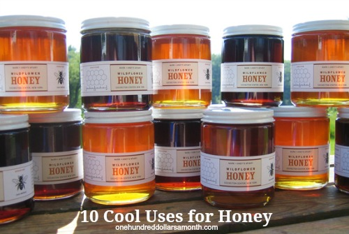 honey-in-jars