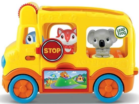 leap frog bus