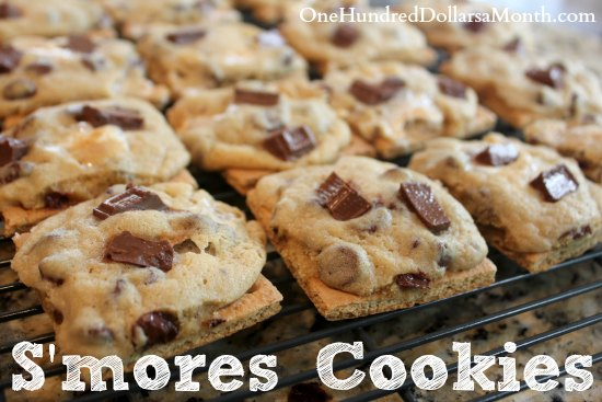 Smores-Cookies