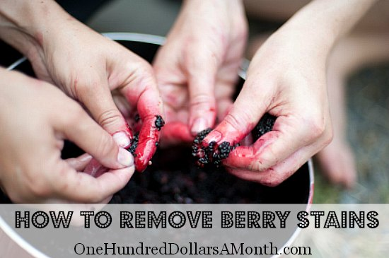how-to-remove-berry-stains