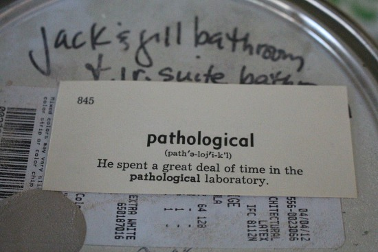 pathological