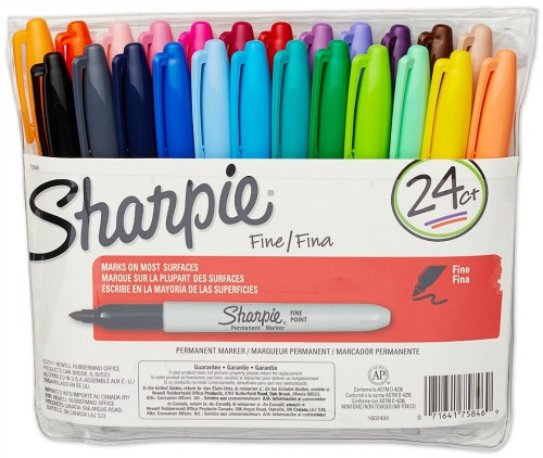 sharpie Fine Point Permanent Marker