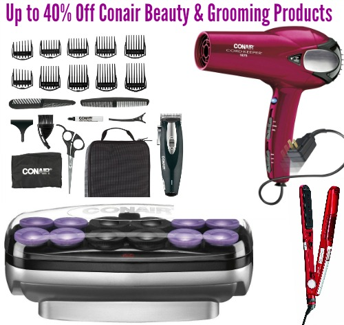 Conair Beauty  Grooming Products