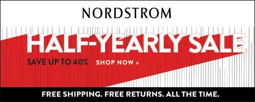 nordstroms sale