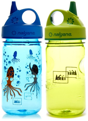REI Toddlers' Grip-N-Gulp Water Bottle - 12 fl. oz.