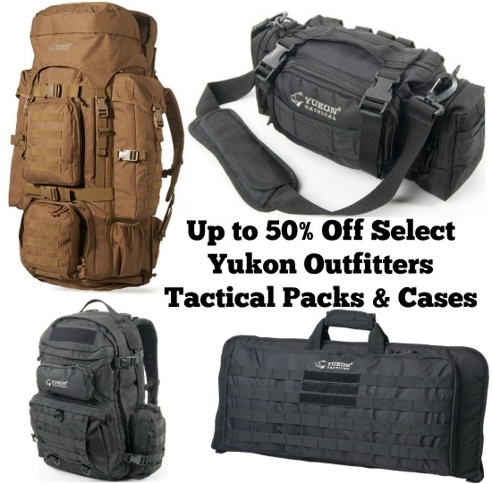 Yukon Outfitters Tactical Packs Cases
