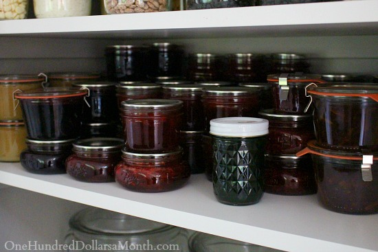 caning jars