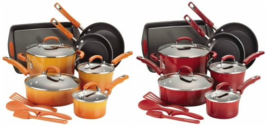 racehle ray cookware set