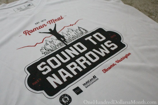 sound to narrows race shirt