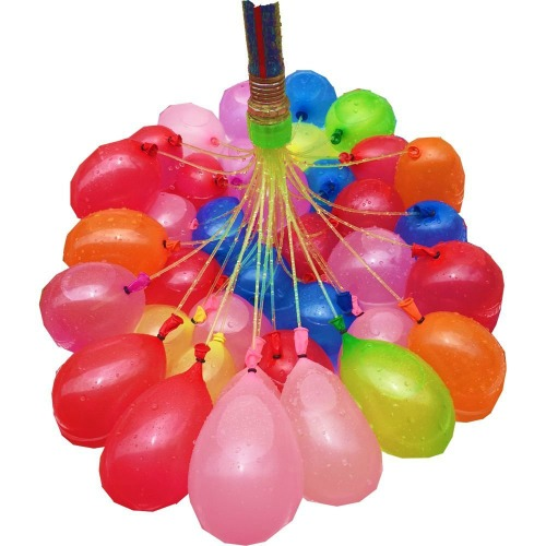 Blow Up a Bunch of Water Balloons Freaky Fast