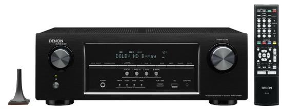 Denon AVR-S700 7.2-Channel AV Receiver