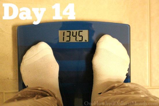 The 30 Day Zombie Apocolyspe Diet