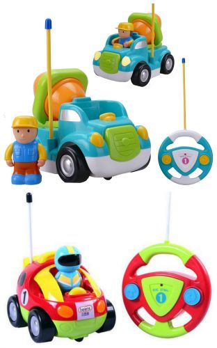 remote control cars for toddlers
