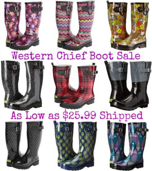western chief boots
