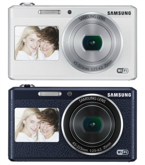 Samsung DV180F Dual-View Wireless Smart Camera