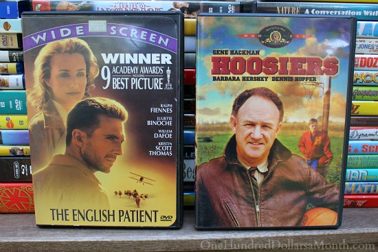 hoosiers dvd