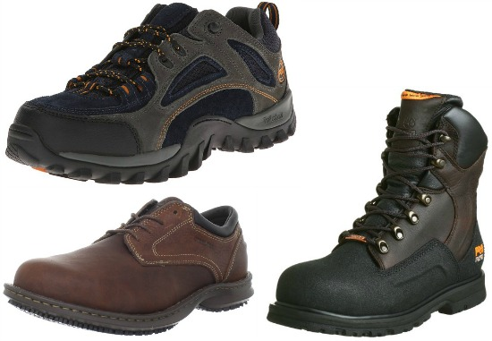 timber;and work boots