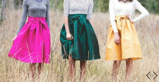 cents of style skirt