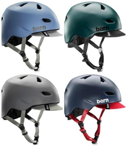 bern bike helmet