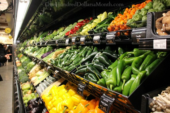 produce grocery store main and vine