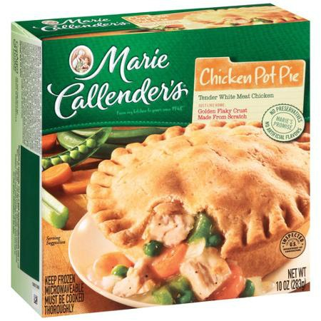 Marie Callender Pot Pie