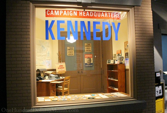 kennedy campaign headquarters photo