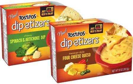 Tostitos Dipetizers