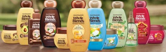 free shampoo sample