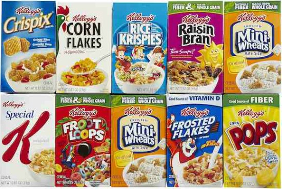 Kelloggs-Cereals- coupons